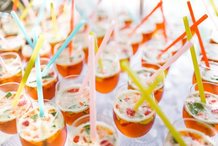 Royal Wedding party drinks