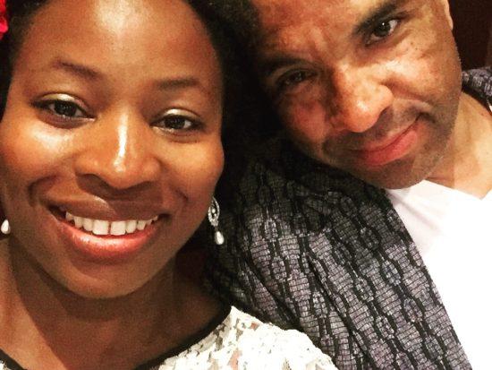 Lookalike Couples Uju and Abiye