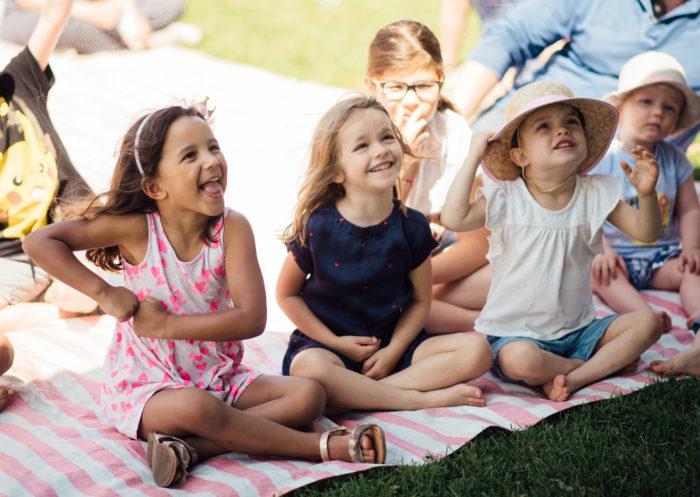 Wild Child Festival in Dulwich