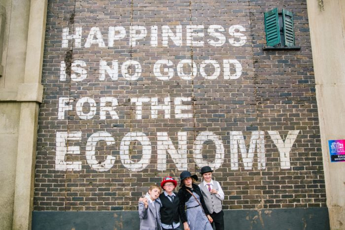 Boomtown Mayfair Happiness