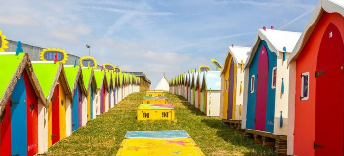 Boomtown Springs Pod Pads