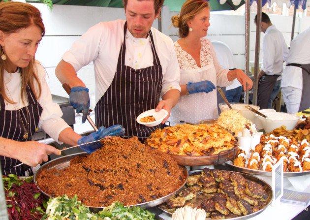 Fork to Fork food festival