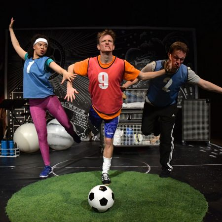 Keepy Uppy at Arts Depot