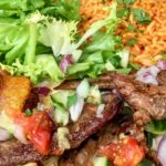 Nigerian Food in London: Pitanga