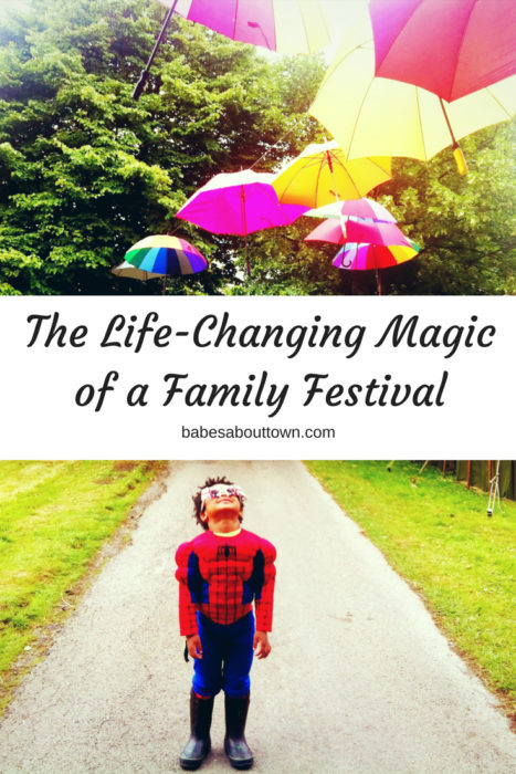 The Life Changing Magic of a Family Festival