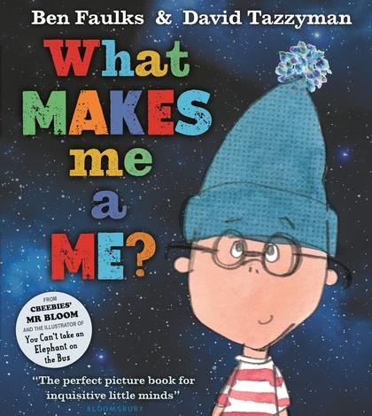 What Makes me a Me by Ben Faulks