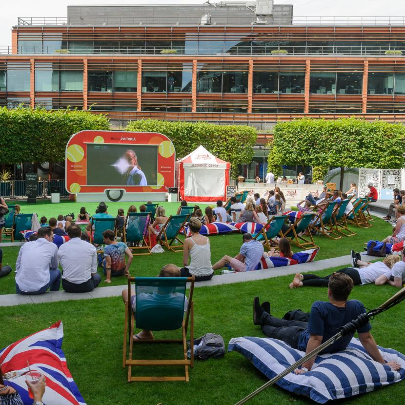 Where to watch Wimbledon + more fab ideas for the weekend in London with kids!