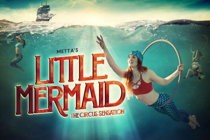 Metta Theatre Little Mermaid