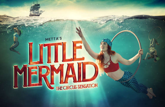 The Little Mermaid at Underbelly Festival (Review)