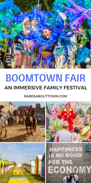 Boomtown Fair 2018