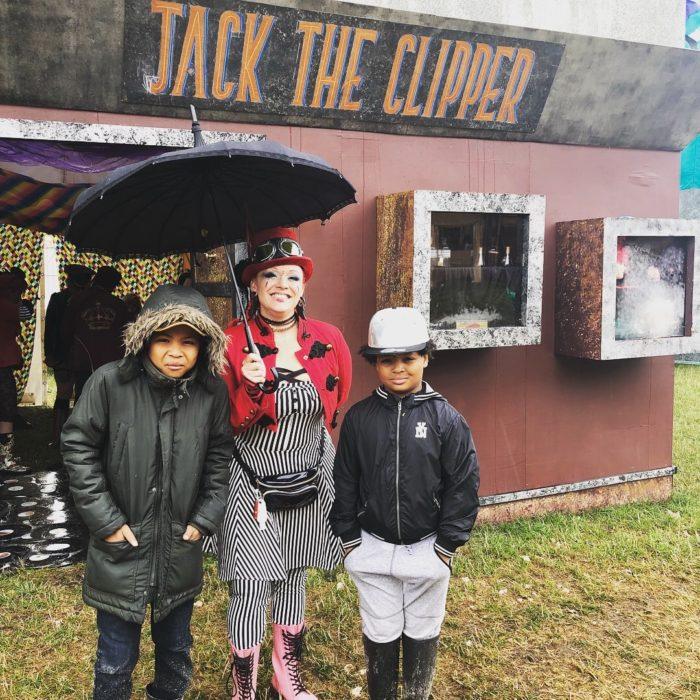 Boomtown Fair Jack the Clipper
