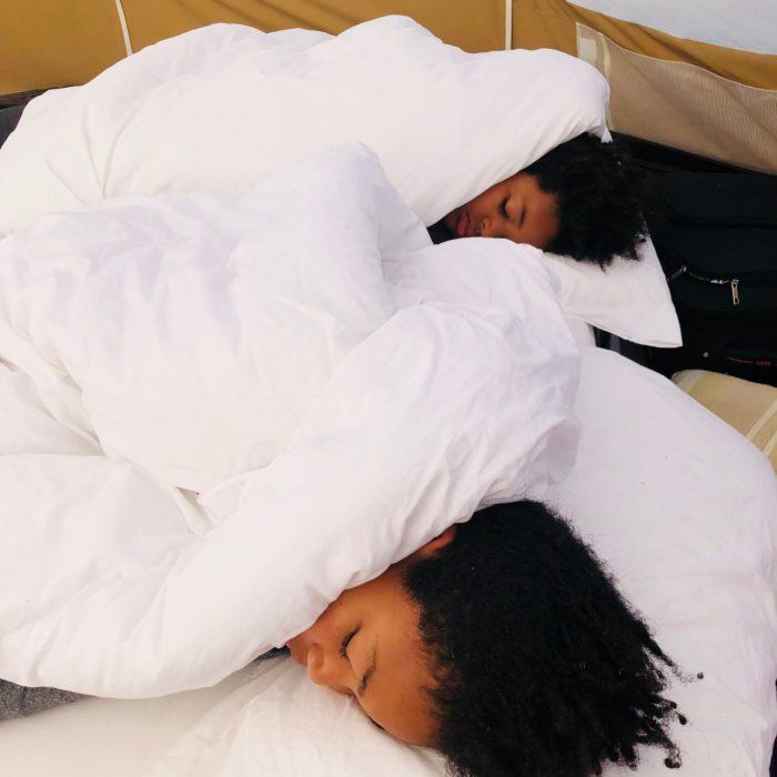 Boomtown Fair sleepyheads