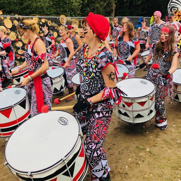 Boomtown Fair carnival