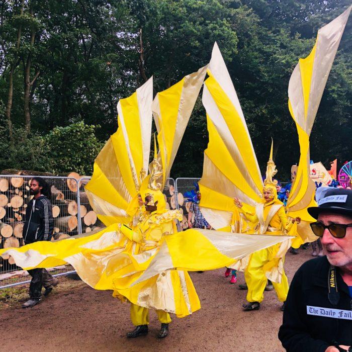 Boomtown Fair carnival fun