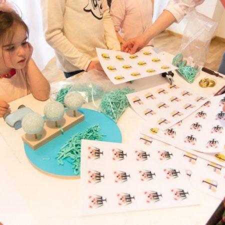 Mini Wonders workshop