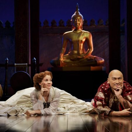 The King and I London