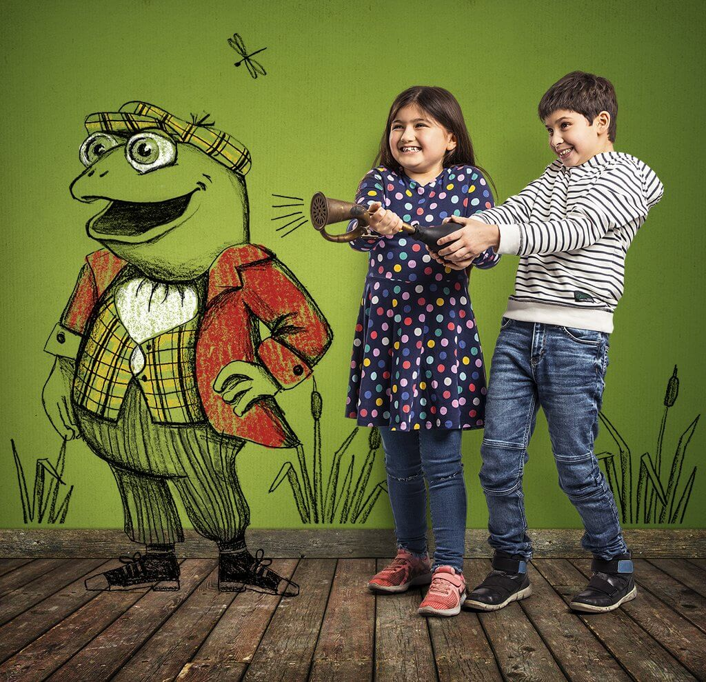 Wind in the Willows and more Family Events this Weekend in London