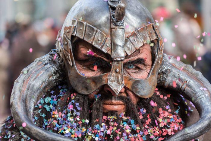 Vikings rave
