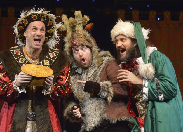 Horrible Histories Christmas at Ally Pally