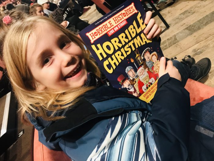 Horrible Histories Christmas Atti