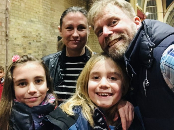 Horrible Histories Christmas: Tony Law Family Review