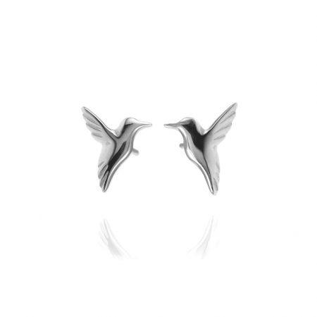 Jana Reinhardt Hummingbird earrings