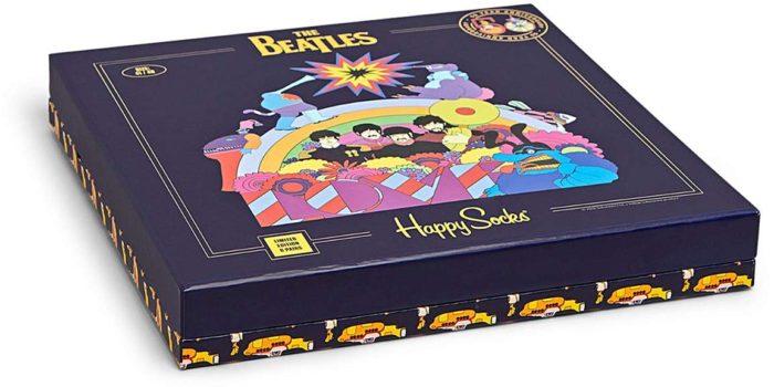 The Beatles Happy Socks