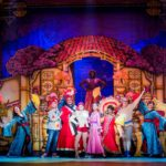 Aladdin Hackney Empire cast