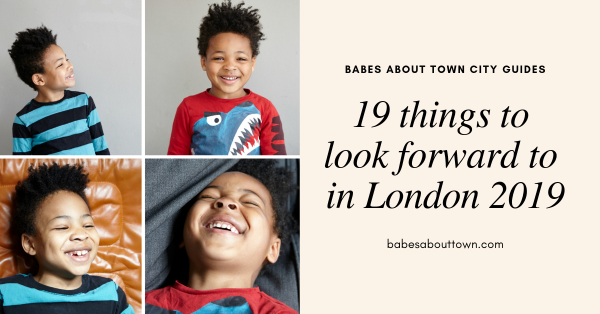 Babes about town London 2019