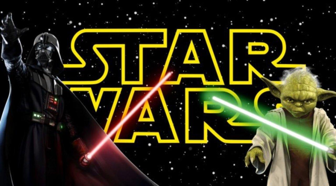 Star Wars Yoda Darth Vader