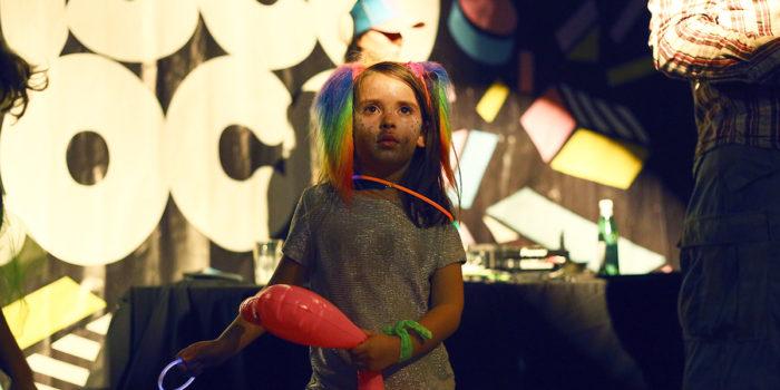 Disco Loco Rainbow Ball