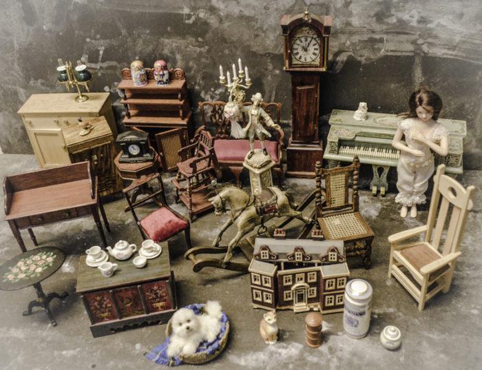 London dollshouse festival Kristin Baybars