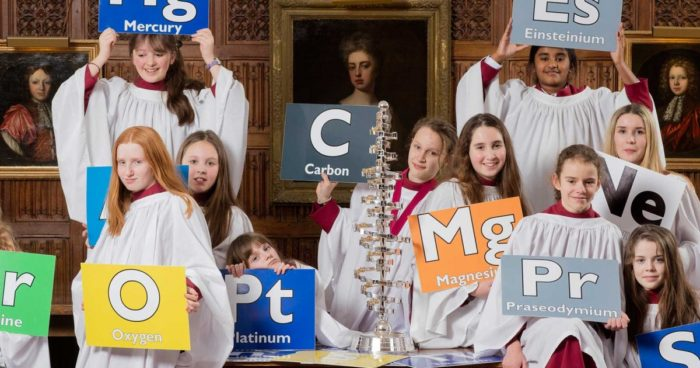 Chemistry Festival at Science Museum