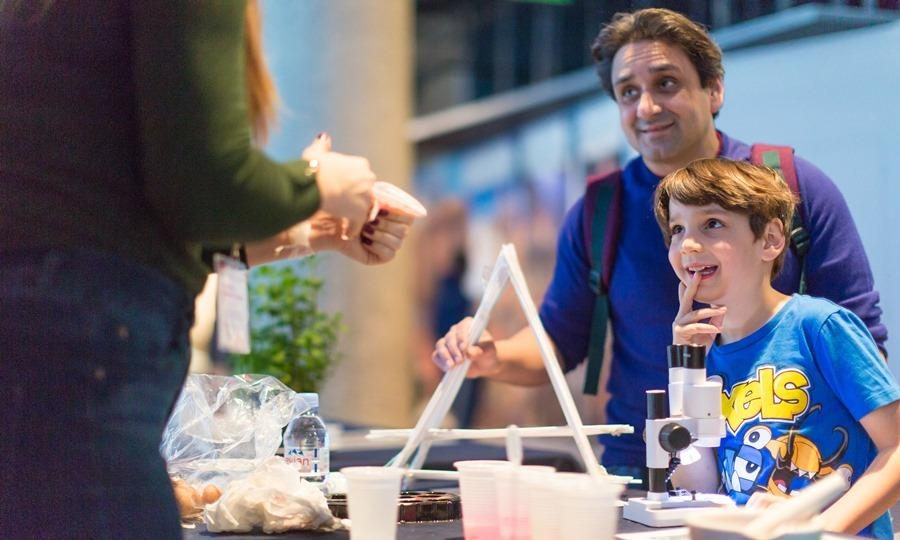 Family Invention Day at Museum of London