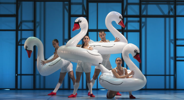 Aracaladanza Play at Sadlers Wells