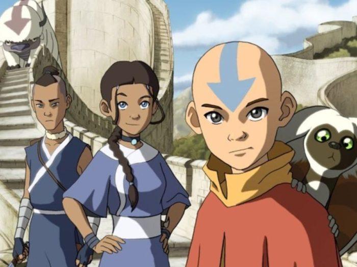 Avatar - the Last AirBender team