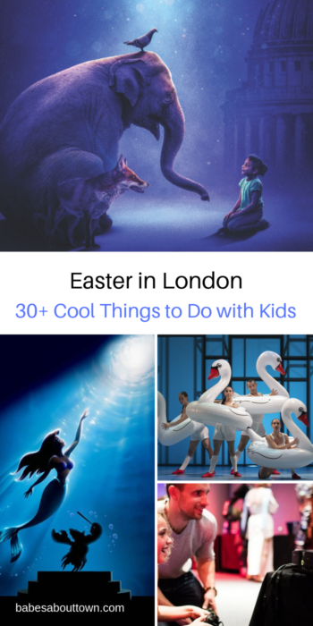 Easter in London 2019