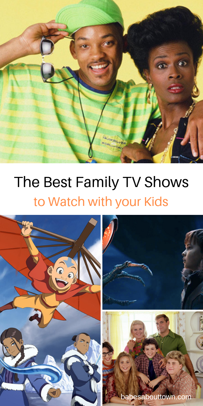 The Best Family TV Shows to Watch with Your Kids