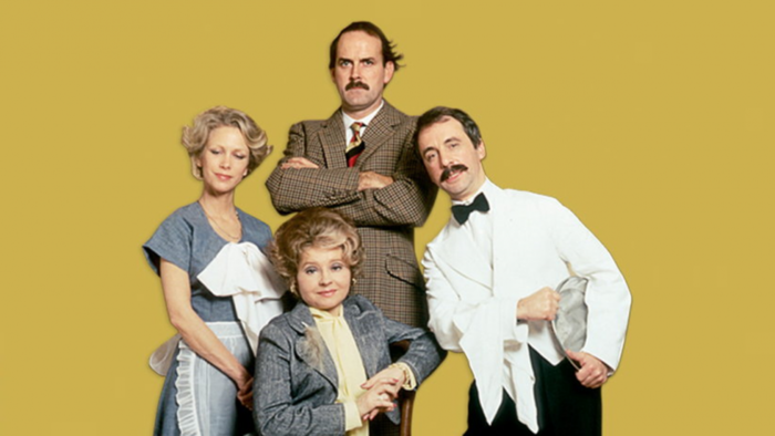 Fawlty Towersv