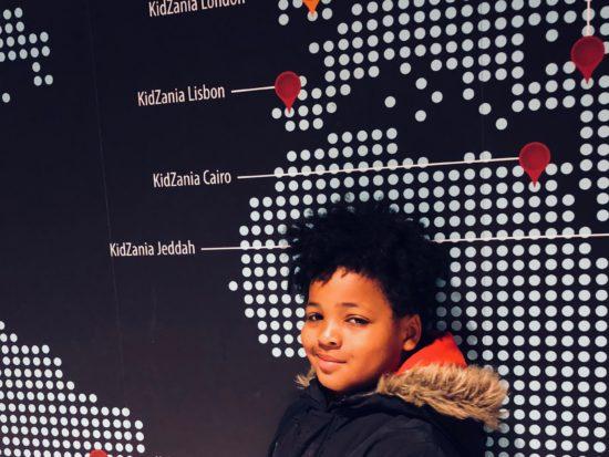 KidZania London entry