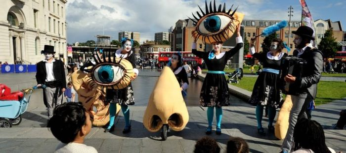 Greenwich + Docklands Festival