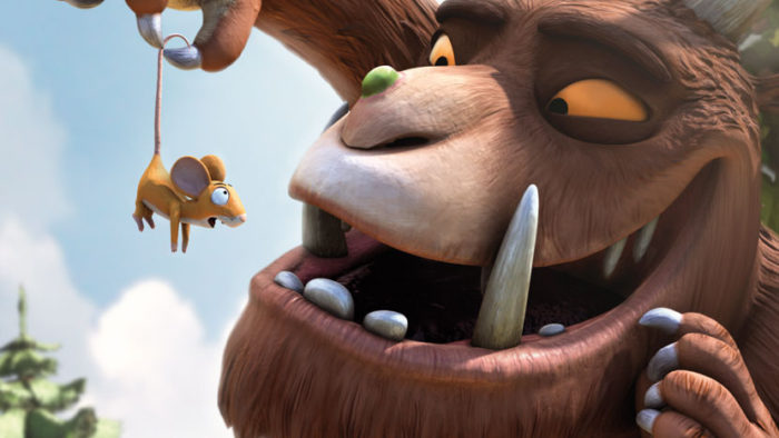 The Gruffalo at BFI