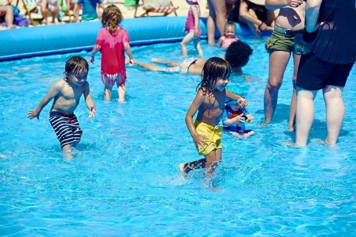 The Beach Brent Cross pool