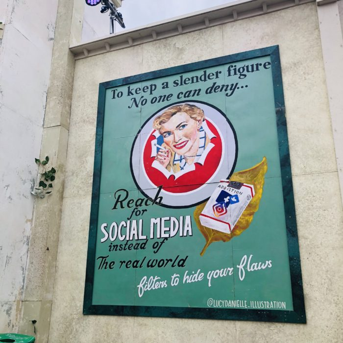 Boomtown Fair 11 social media poster
