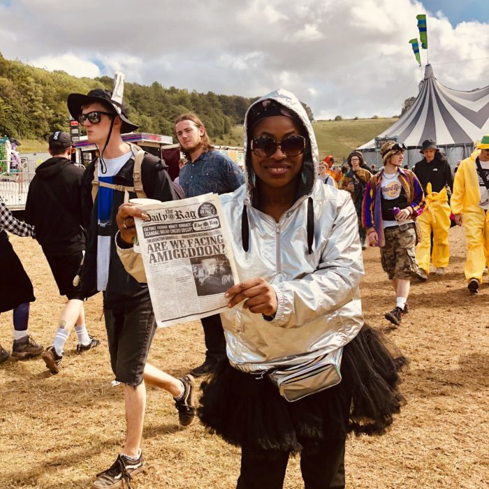 Boomtown Fair 11 the daily paper