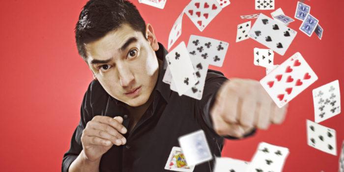 Card Ninja Javier Jarquin