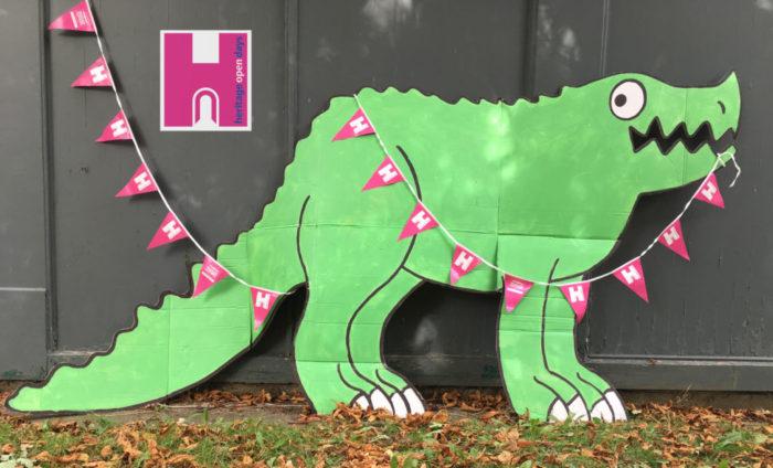Crystal Palace dinosaur days