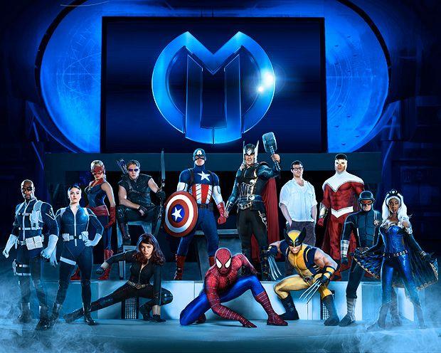Marvel Universe Live 2019