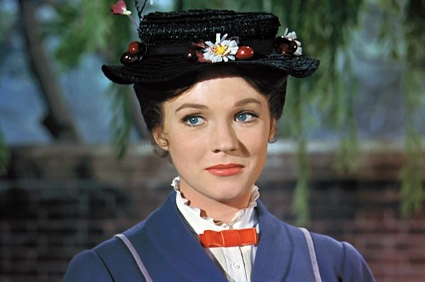 Mary Poppins Julie Andrews