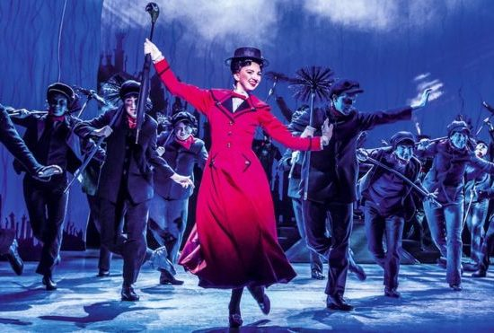 Mary Poppins live